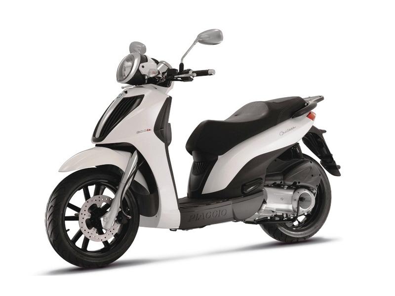 Piaggio Carnaby 300cc   Hermes Rental Malia