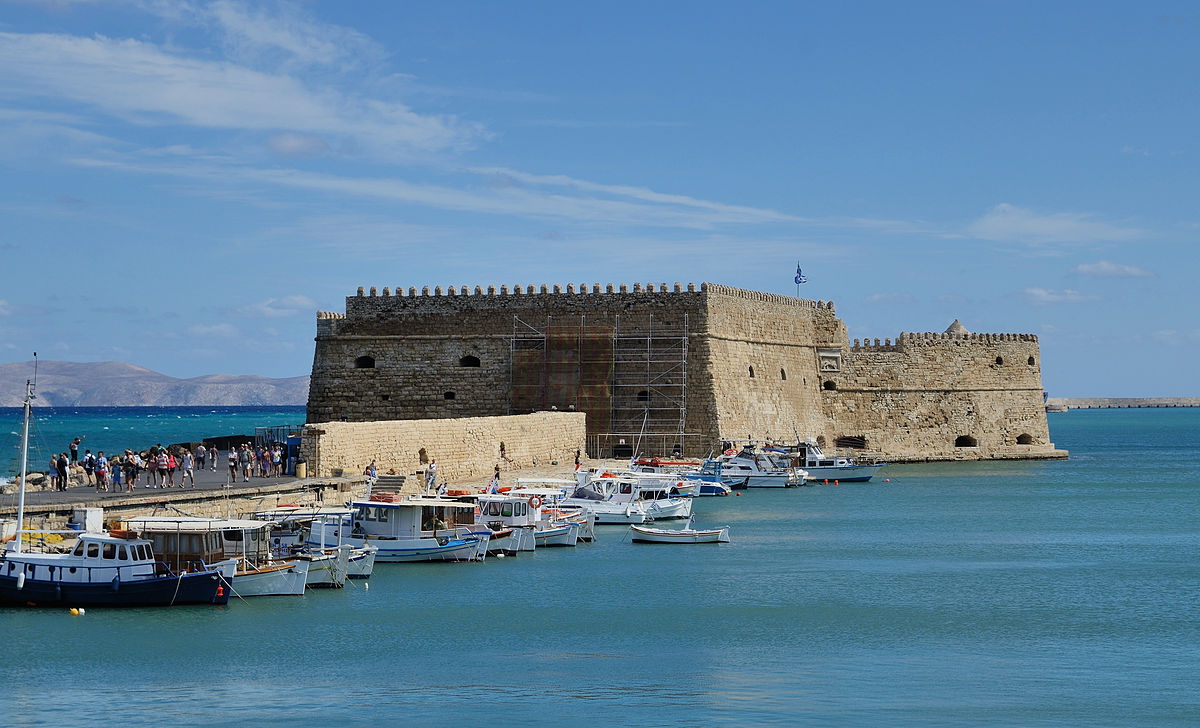Heraklion Town